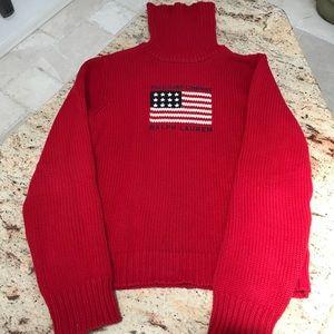 Ralph Lauren Polo turtle neck sweater